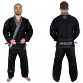 Tatami Estilo 5.0 Premier BJJ Gi - Black Triple Threat
