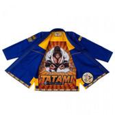 Tatami Kids Zen Gorilla Blue Jiu-Jitsu Gi
