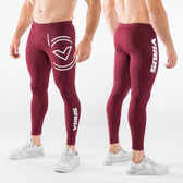 Virus Men's Stay Cool V3 Tech Pants (RX7-V3) Maroon