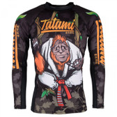 Tatami Hang Loose Orangutan Rash Guard