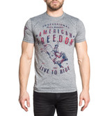 Affliction PBR Freedom Rider Tee