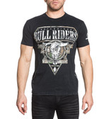 Affliction PBR Belt Buckle Tee