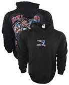 NFL New England Patriots Running Back Hoodie