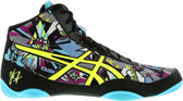 Asics JB Elite V2.0 Comic Flash Wrestling Shoes