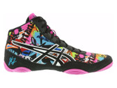 Asics JB Elite V2.0 Graffiti Glow Wrestling Shoes