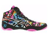 Asics JB Elite V2.0 Graffiti Glow Wrestling Shoes