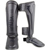 Venum Elite Standup Grey Shinguards