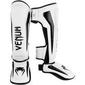 Venum Elite Standup White/Black Shinguards