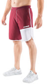 Virus Men's Velocity Shorts ST5 Maroon/White