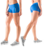 Virus Women's Stay Cool DATA Training Shorts ECO22 Electric blue