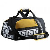 Tatami Yellow Jiu-Jitsu Gear Bag
