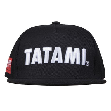 Tatami Original Black Snapback