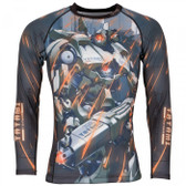 Tatami Kids MECH DESTROYER RASH GUARD