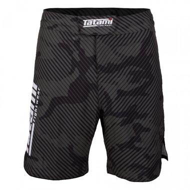 Tatami Renegade Green Camo Shorts