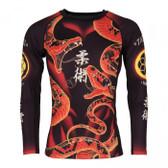 Tatami Dueling Snakes Rashguard
