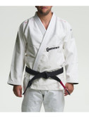 Gameness Feather Gi White