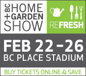 My Garden Bag attends Vancouver BC Home and Garden Show 2012