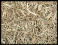 Playground woodchips