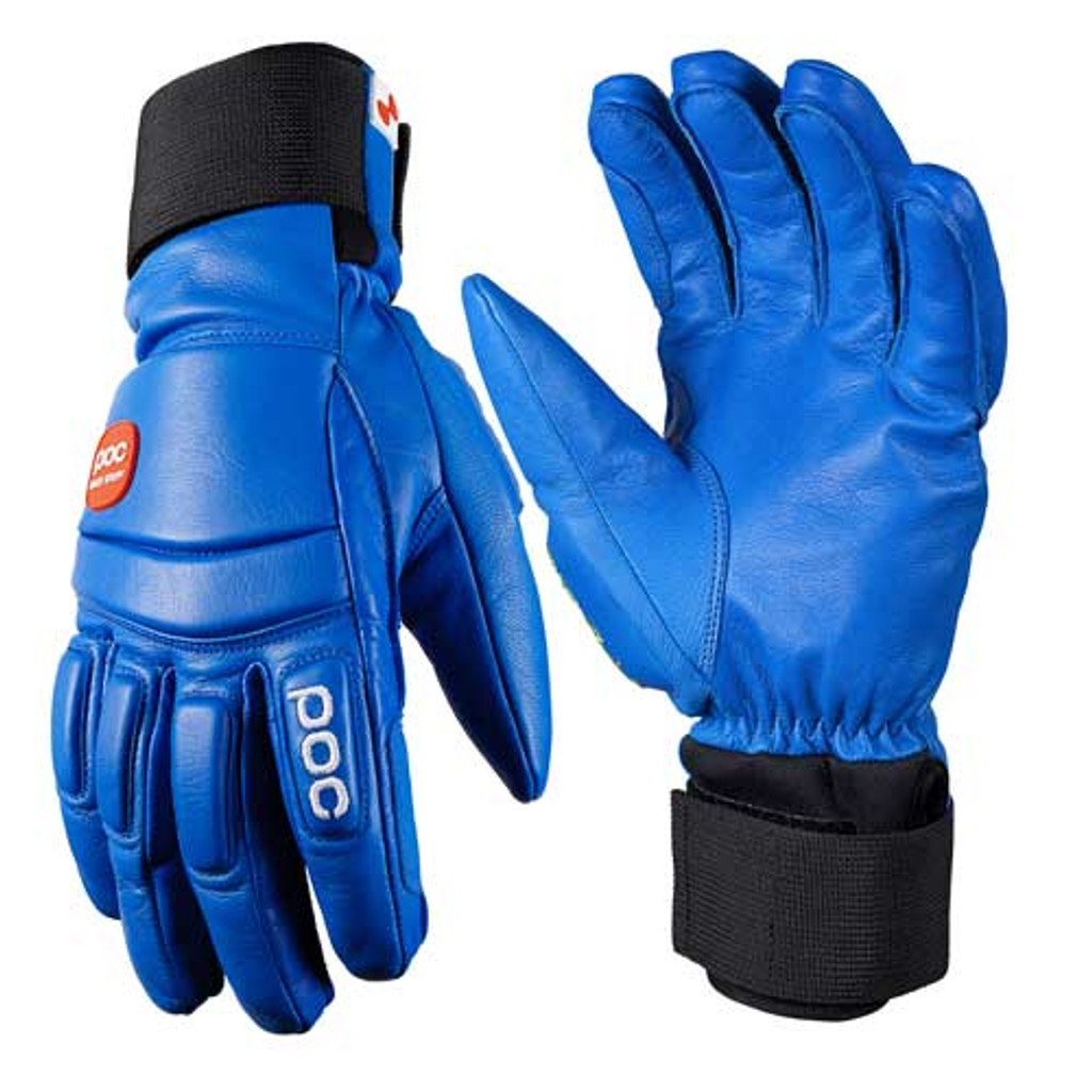 POC Palm Comp VPD 2.0 Gloves - Californium Blue