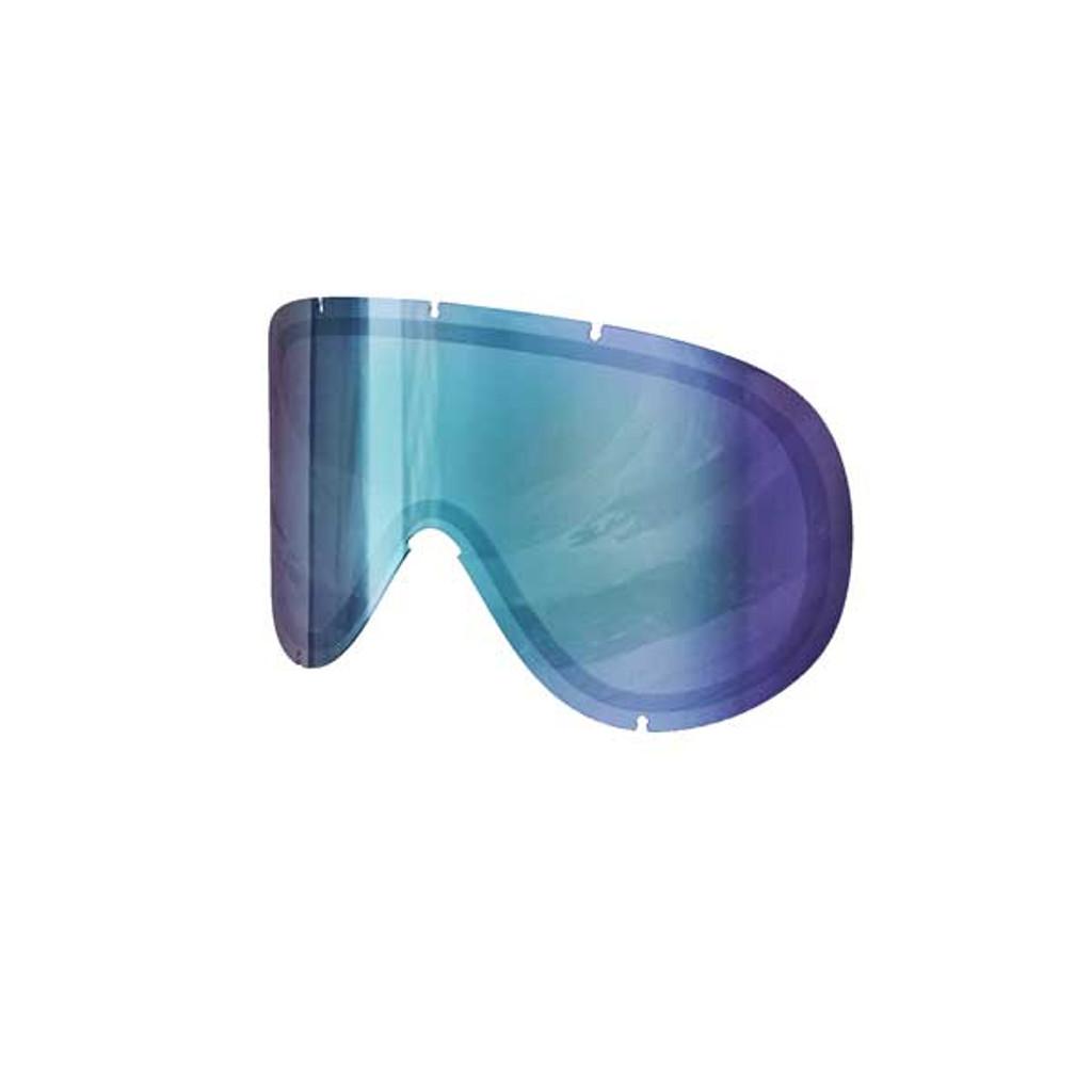POC Retina Lens Bronze Blue Mirror