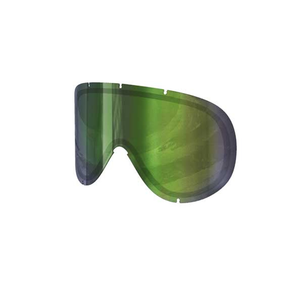 POC Retina Lens Persimmon Green Mirror