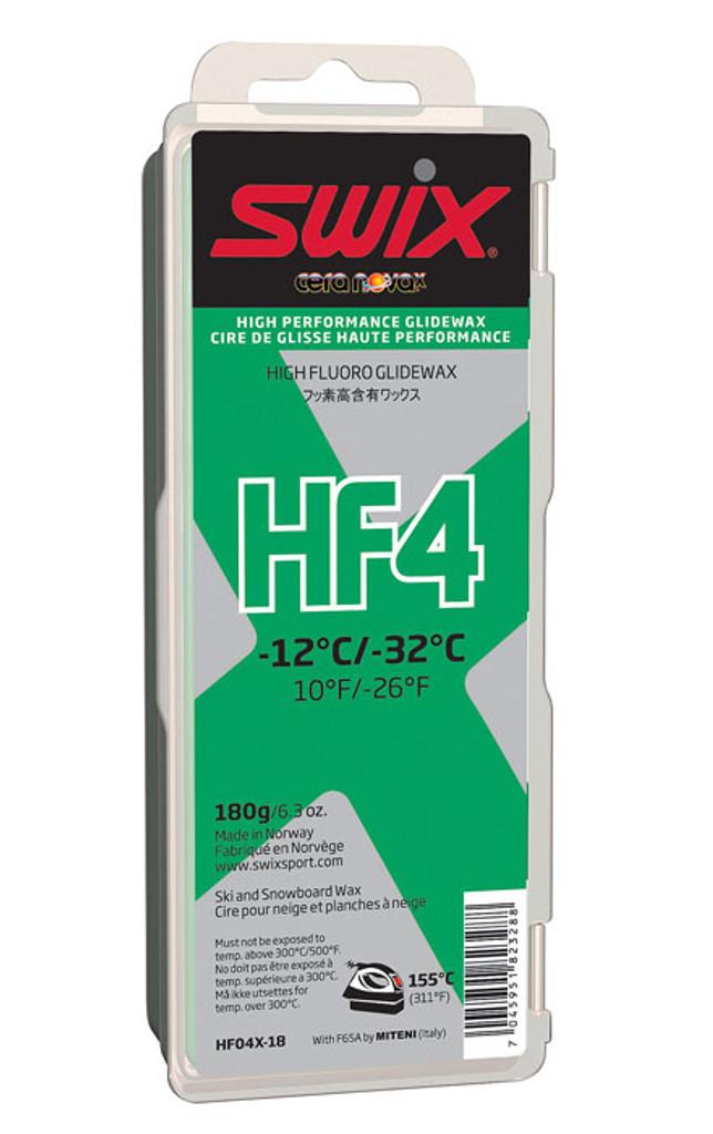 Swix HF4X Wax 180g