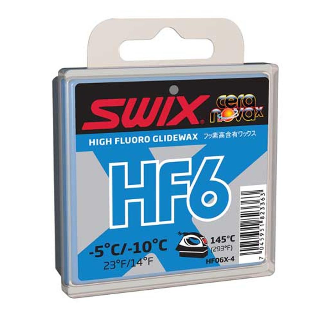 Swix HF6X Wax 40g