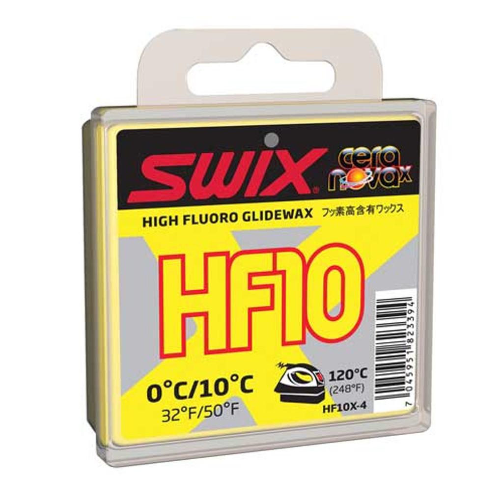 Swix HF10X Wax 40g