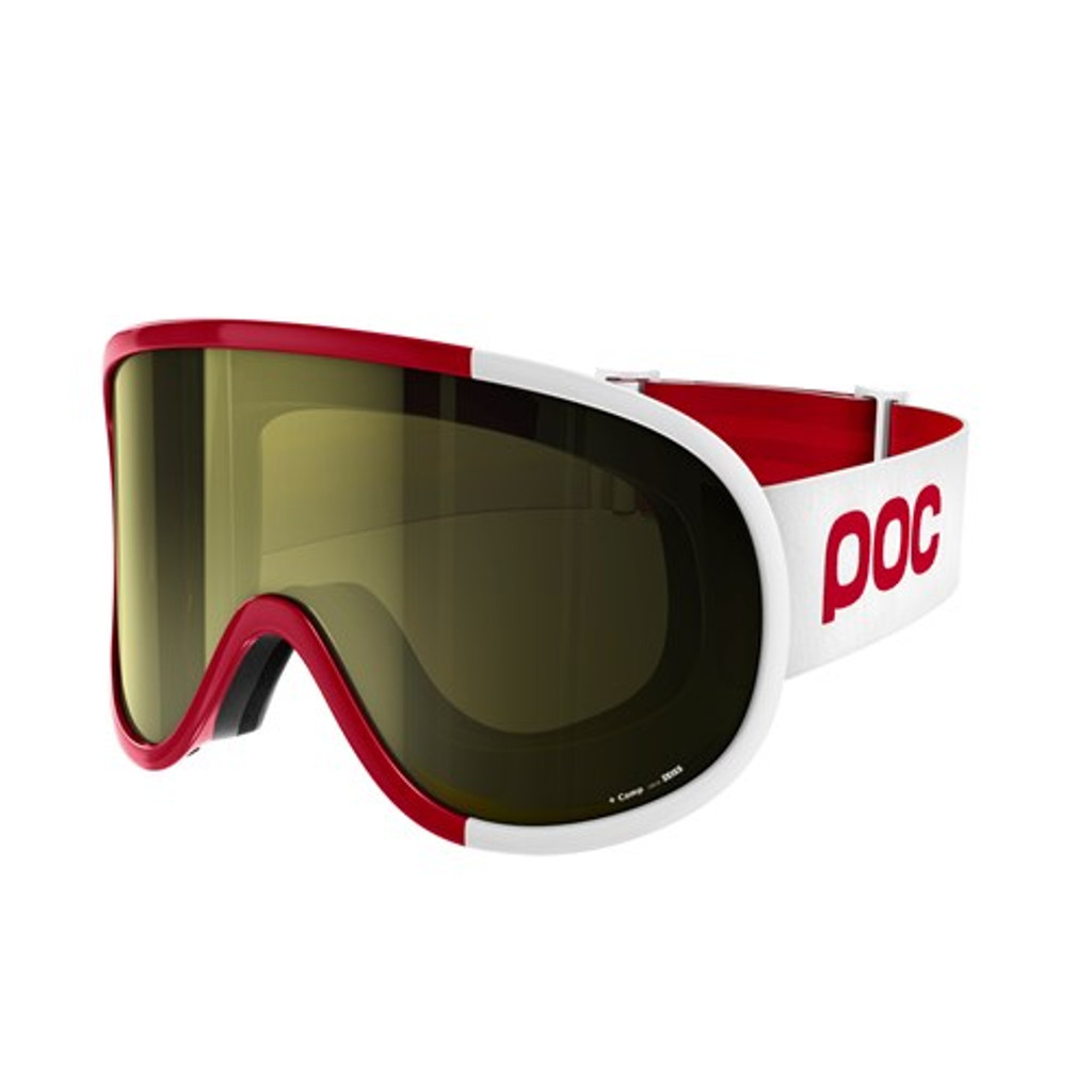POC Retina Big Comp Goggles - Glucose Red