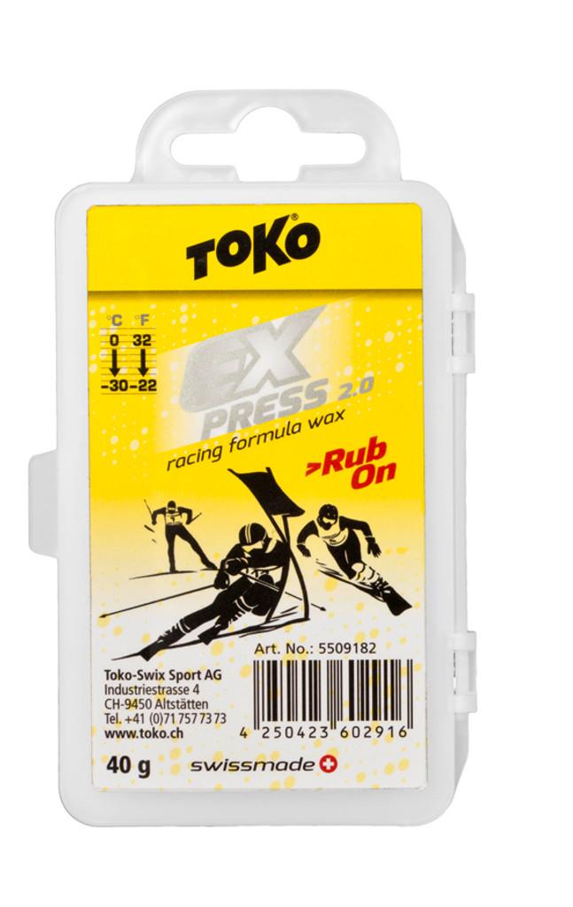 Toko Express Racing Rub On