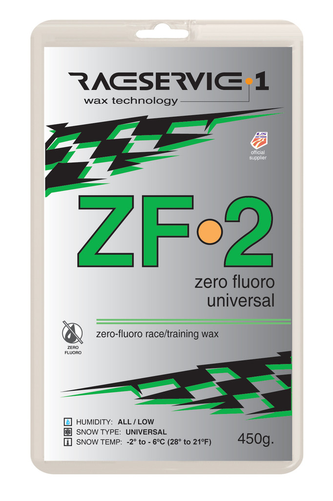 RaceService 1 ZF2 Wax 450g