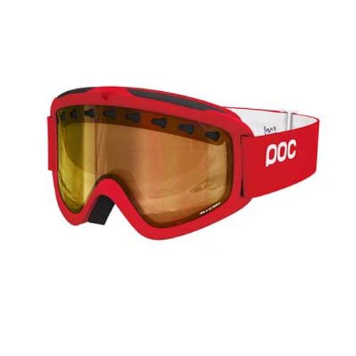 POC Iris 3p Goggles - Bohrium Red