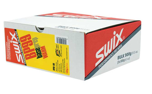 Swix BP99 Base Prep Wax 900g.
