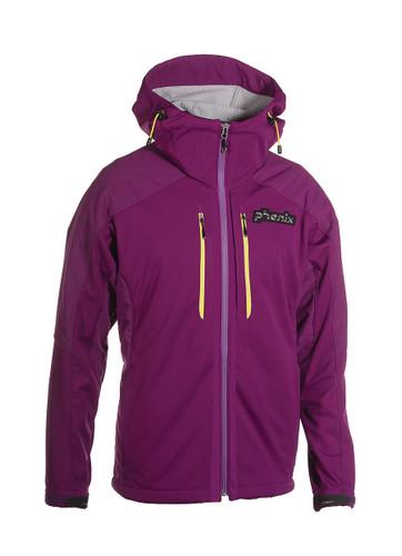 Phenix Norway Team Alpine Soft Shell Jacket Purple