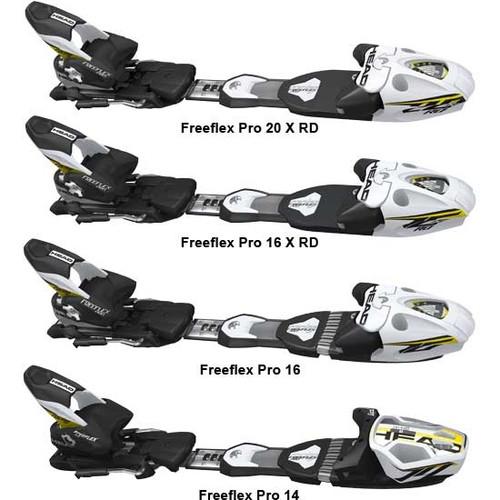 2011 Fischer Z20 Freeflex  Binding