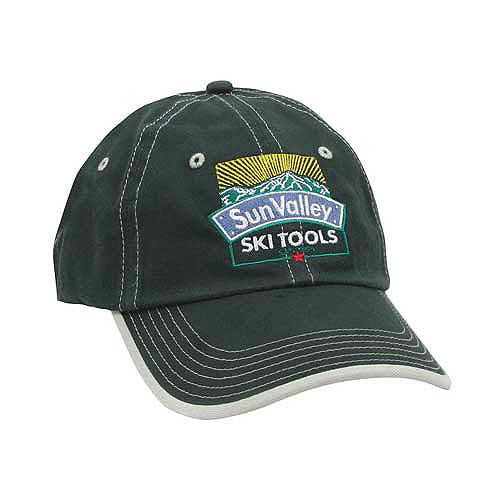 Sun Valley Ski Tools Logo Hat - Black