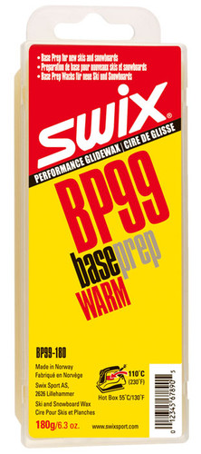 Swix BP99 Base Prep Wax 180g.