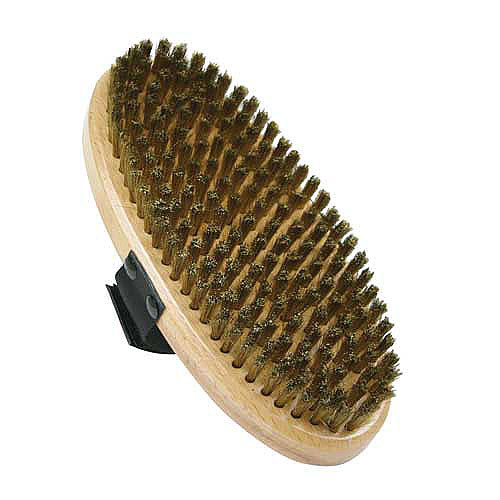 SVST Oval Bronze Texturing Brush