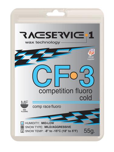 RaceService 1 CF3 Wax 55g