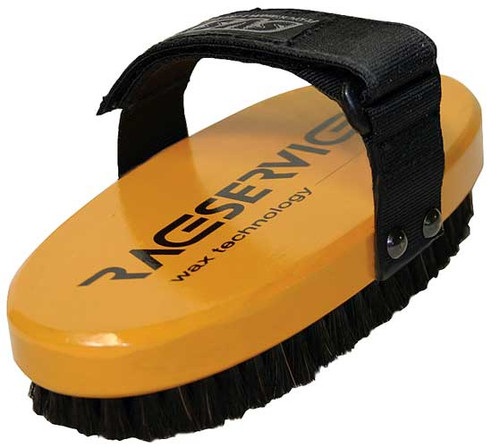 RaceService 1 Oval 18mm Horse Hair Brush