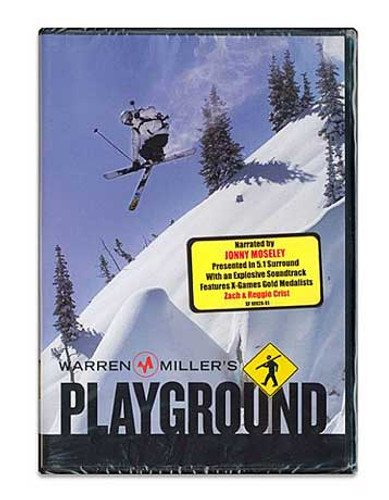 Warren Miller Playground