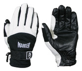 Marker Spring Gloves - White/Black