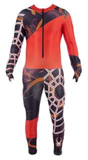 Spyder Men's Performance GS Race Suit - Volcano