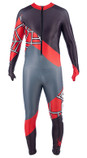 Spyder World Cup DH Race Suit - Black USA