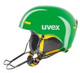 Uvex Hlmt 5 Race Helmet - Green