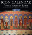 Icons of American Saints, 2016 Calendar
