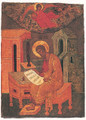 St Matthew the Evangelist (Russian, XVI c.) [S]