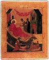 Nativity of the Theotokos (Moscow, XVI c.) [M]