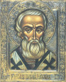 St Gregory the Theologian III [S]