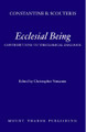 Ecclesial Being: Contributions to Theological Dialogue